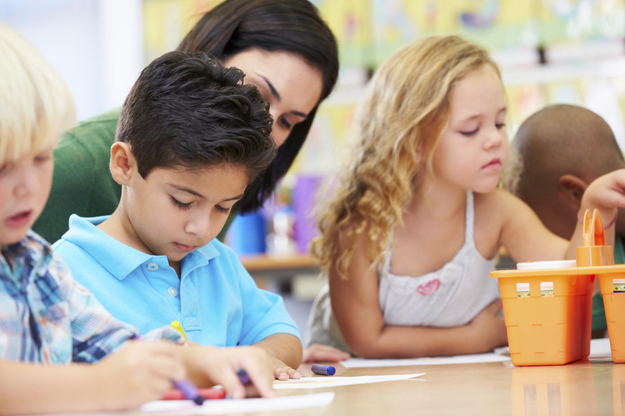 How to Teach Preschoolers Spiritual Truth