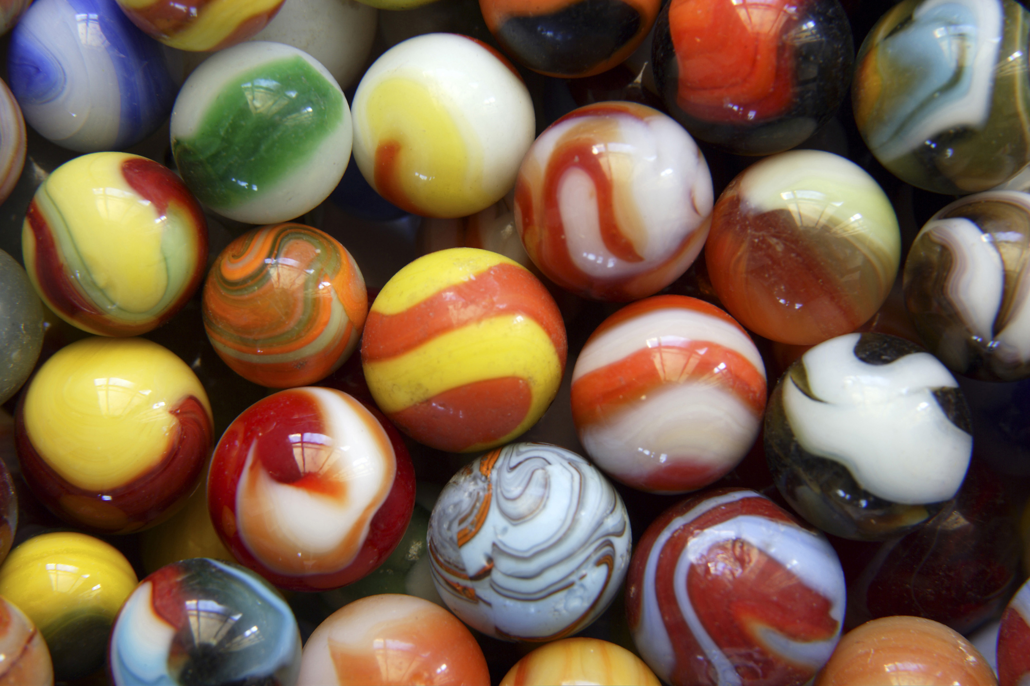 Book Study: Losing Your Marbles/Playing for Keeps, Week 1