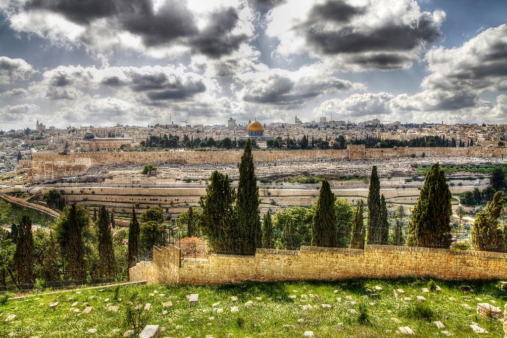 Encounter Jesus in a New Way in Israel