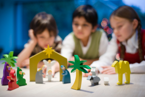 Capturing the Hearts of Preschoolers