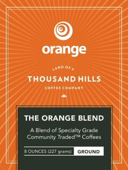 Fundraising to OC13 with Coffee!