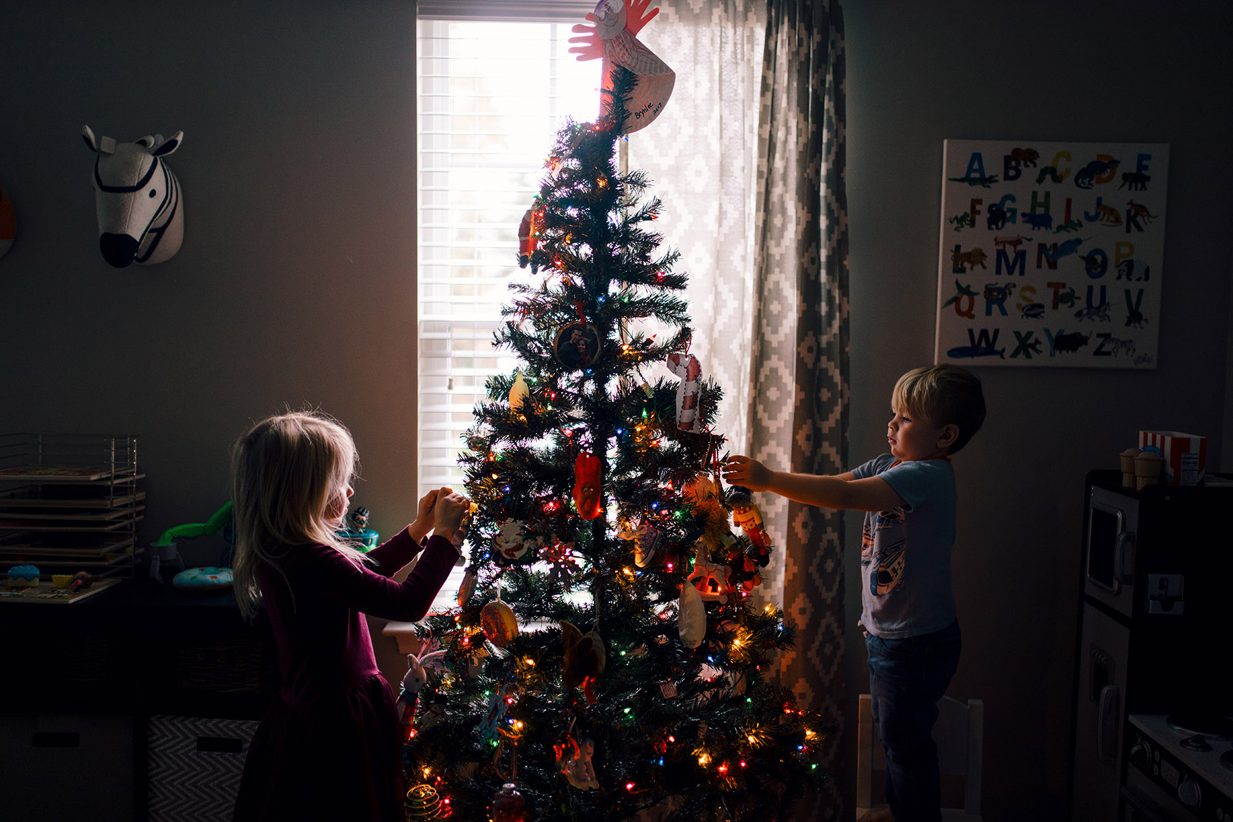 Letting Kids Be the Tradition-Makers