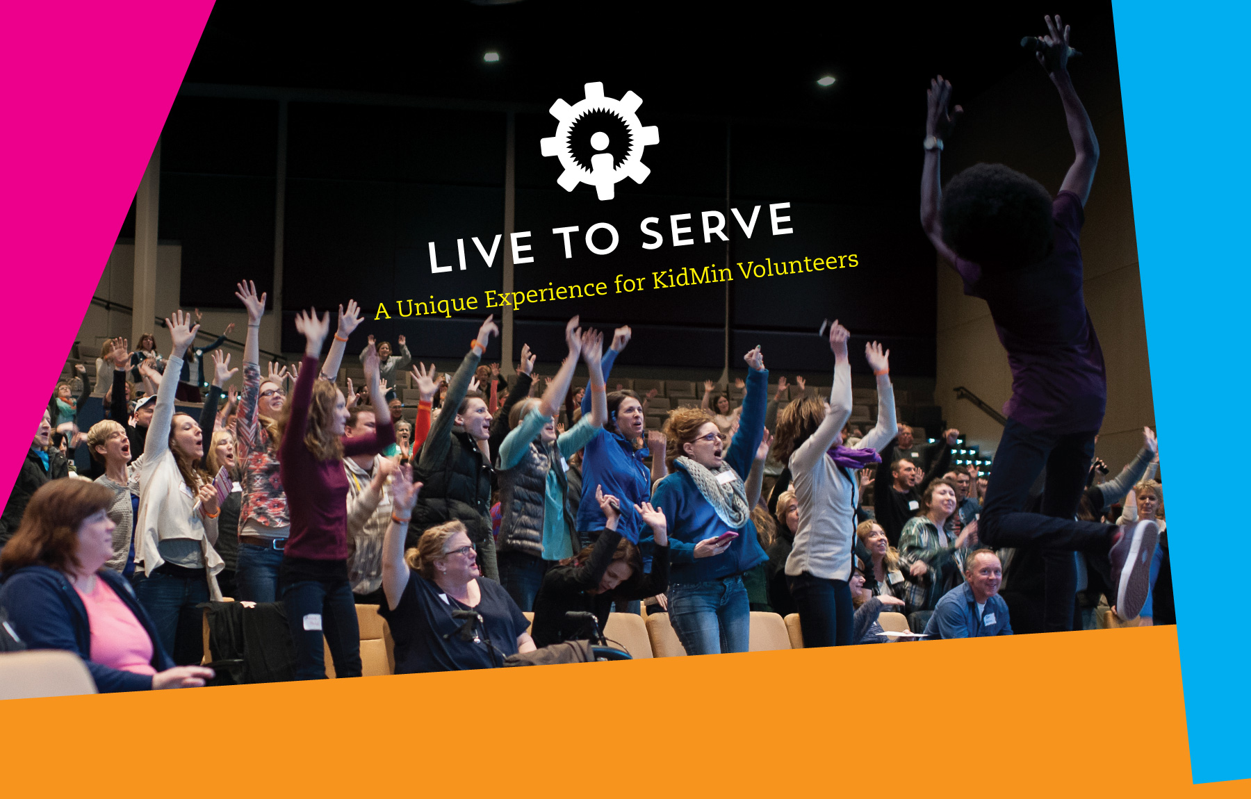"Live to Serve: It's About ""We"""