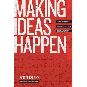 """Making Ideas Happen"" – Part 2"