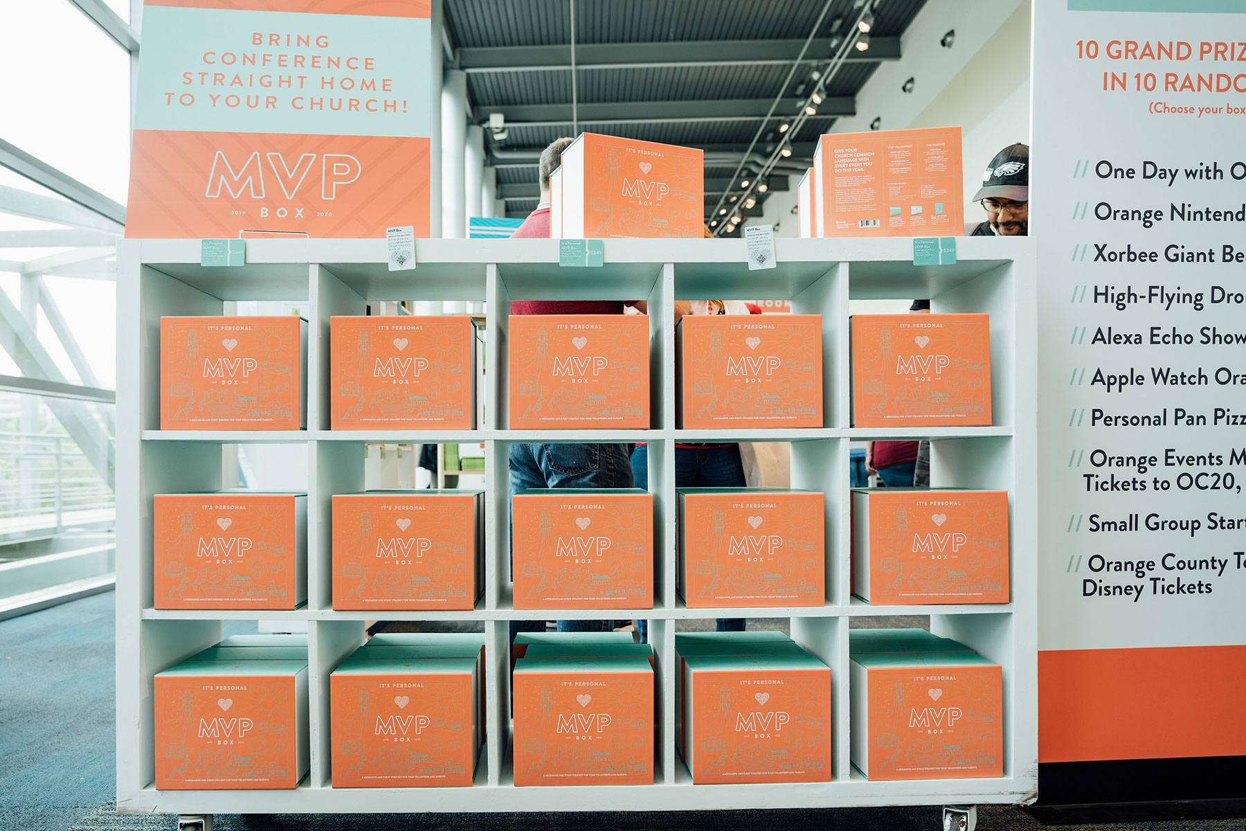 4 Reasons Why The MVP Box Volunteer Kickoff Event is Indispensable
