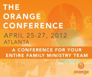 Why Should a Senior Pastor Attend Orange?
