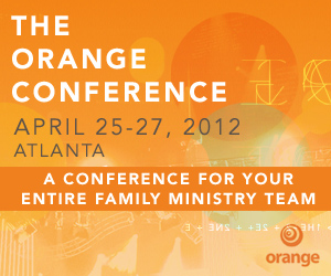 Why Should a Family Ministry Pastor Attend Orange Conference?