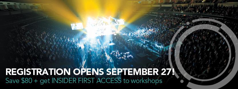 Registration for OC13 Opens September 27!
