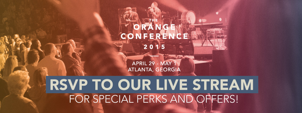 Be A Part Of The Orange Conference Action—Wherever You Are!