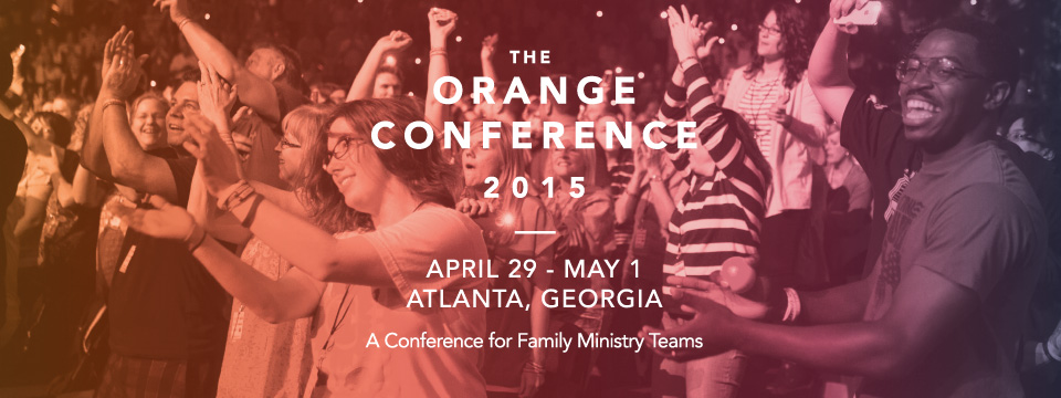 It's Orange Blogger Week 2015!