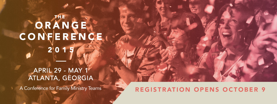 INTRODUCING THE ORANGE CONFERENCE 2015: IT'S JUST A PHASE