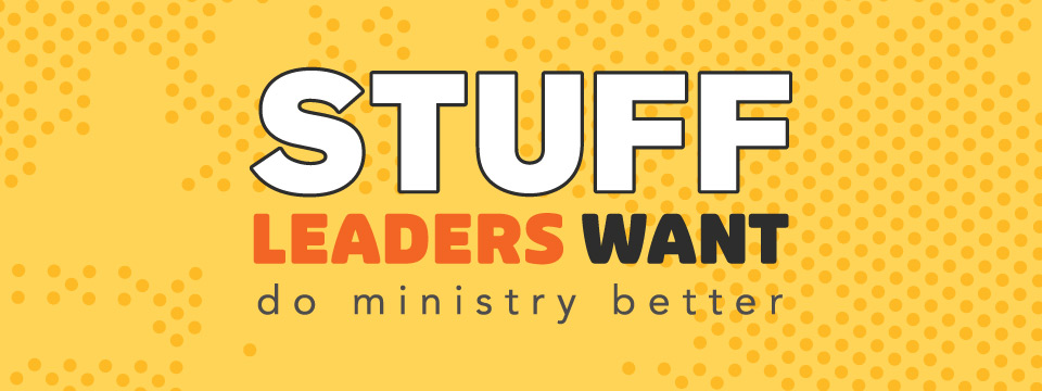 COMING SOON in Stuff Leaders Want!