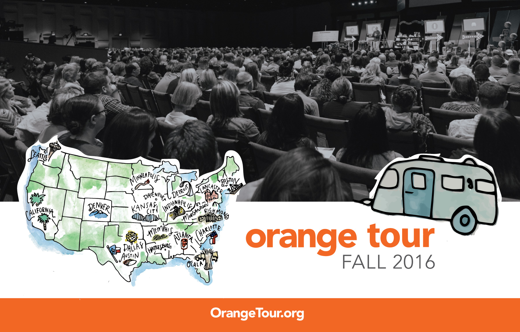 Orange Tour: The Gamechanger Everyone Needs