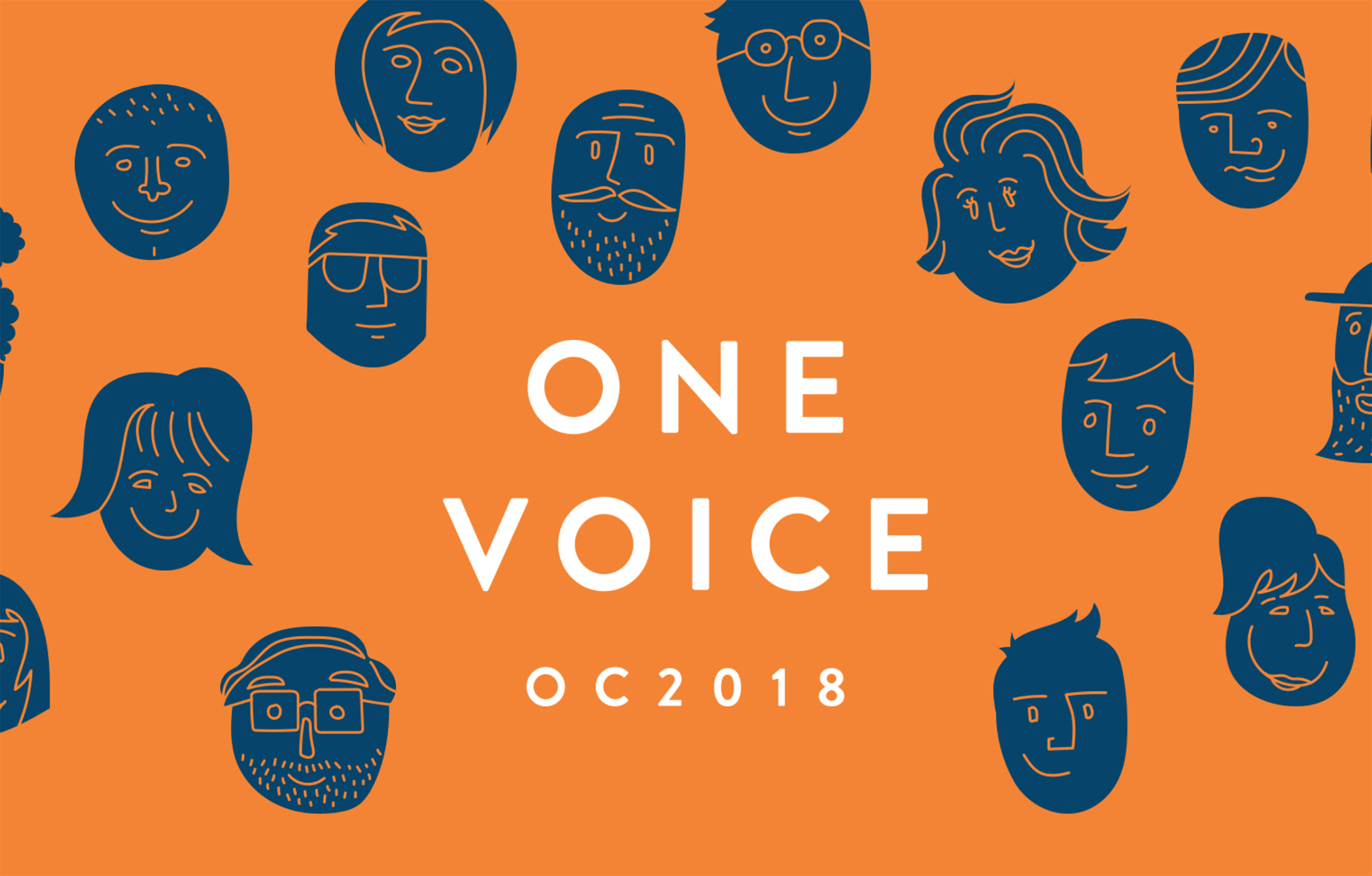 Re-imagine the Potential You Can Have as One Voice