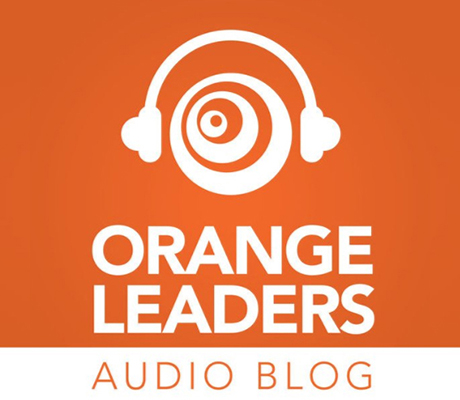 Orange Leaders Audio Blog