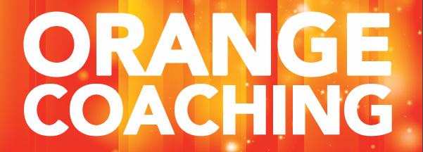 What You're Saying About Orange Coaching