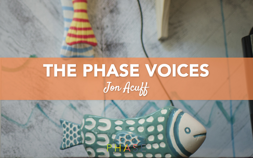 Voices of the Phase Project :: Jon Acuff