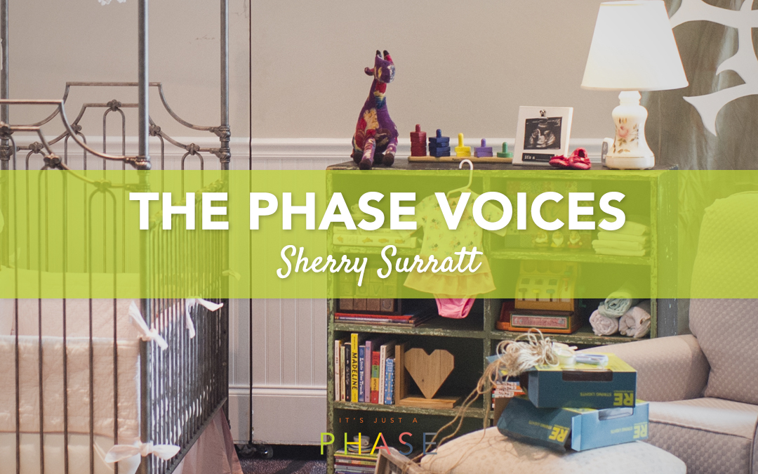 Voices of the Phase Project :: Sherry Surratt