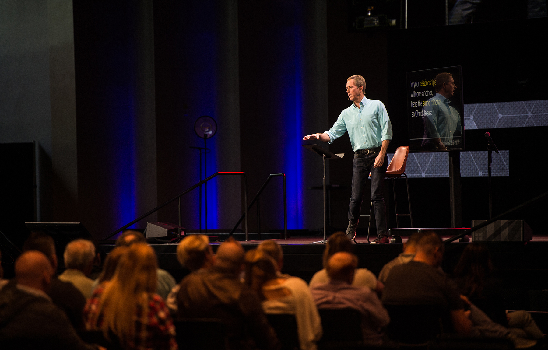 Andy Stanley Shares About Clarity, Controversy and Irresistible Faith
