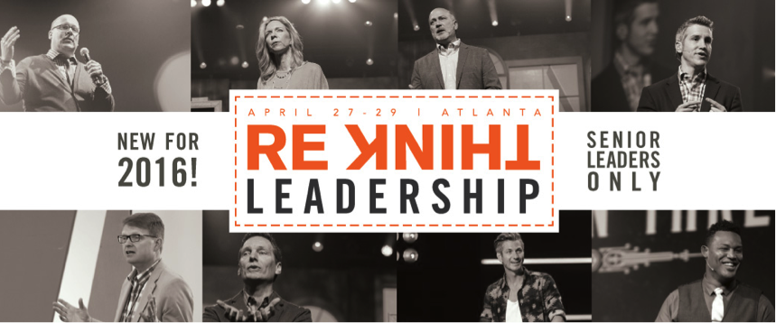 Attention Senior, Lead and Campus Pastors! This one's for you!