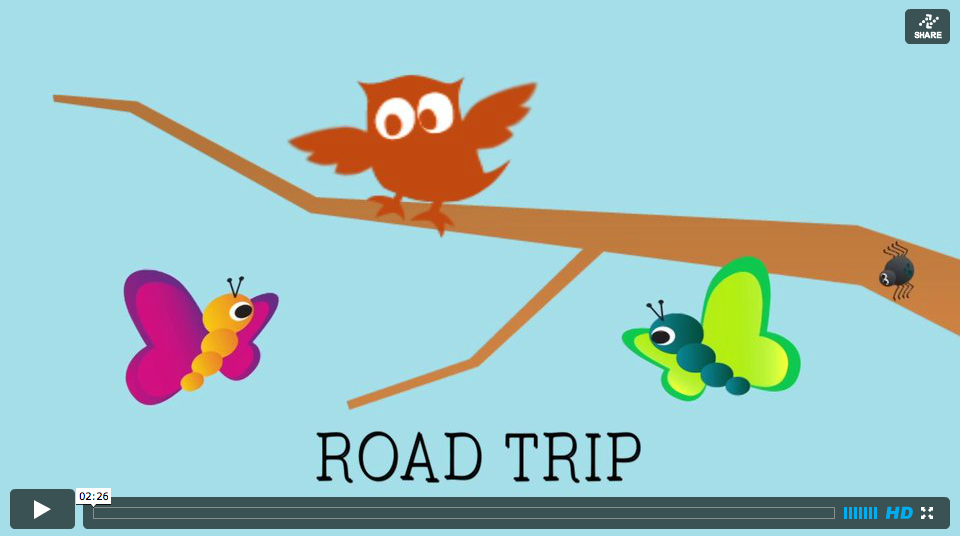 First Look Preview: Road Trip (September 2013)