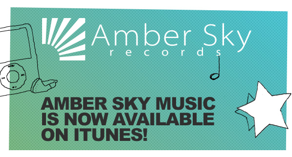 Amber Sky Music is now on iTunes!
