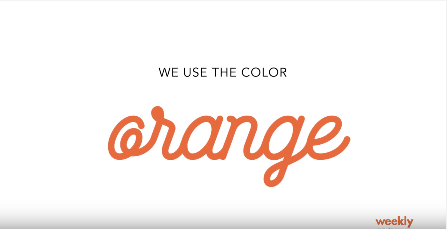 Why The Color Orange?
