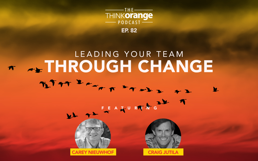 082: Leading Your Team Through Change