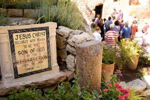 The Garden Tomb in Jerusalem