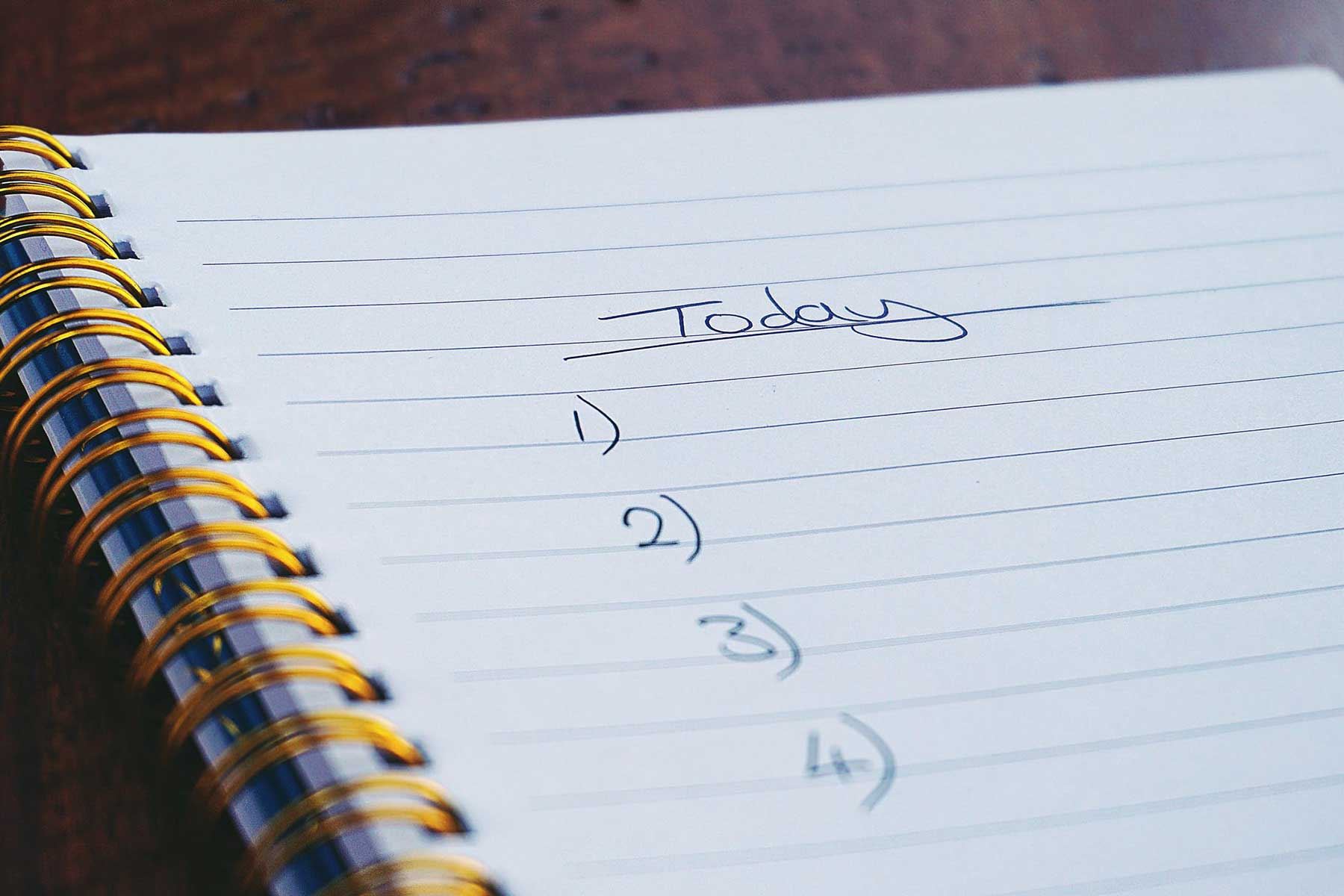 How to Not Be Overwhelmed by Your To-Do List