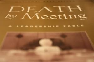 Death by Meeting Book Study, Week 3