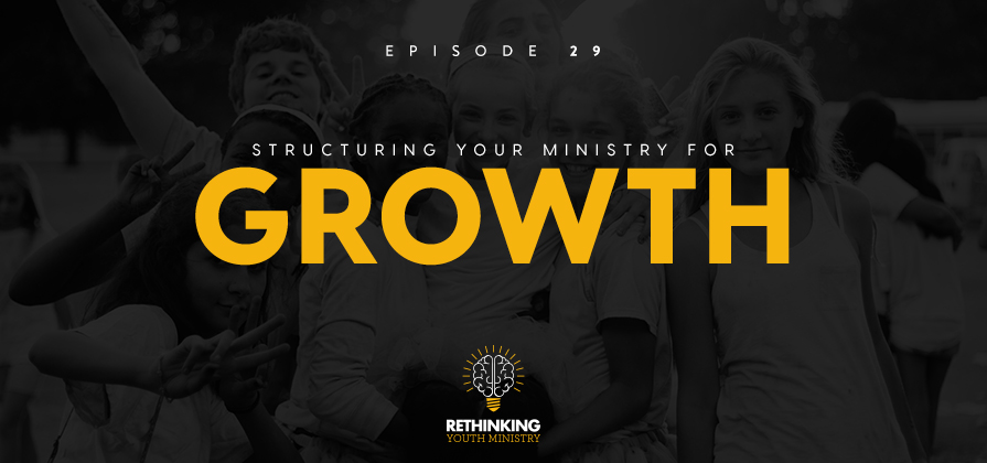 RYM 029: Structuring Your Ministry For Growth