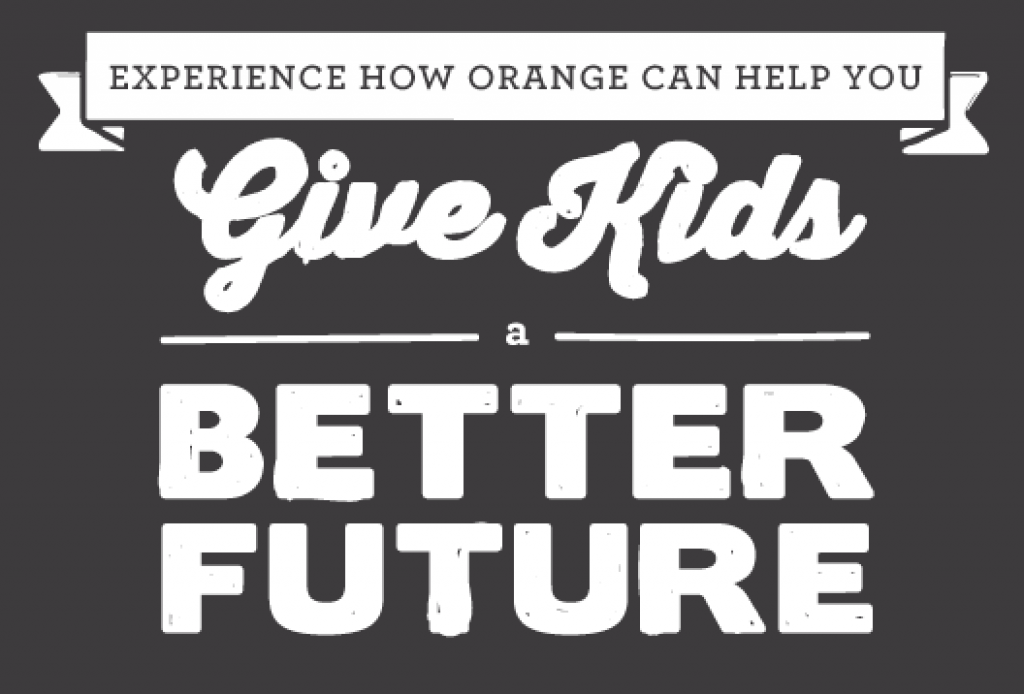 give kids a better future