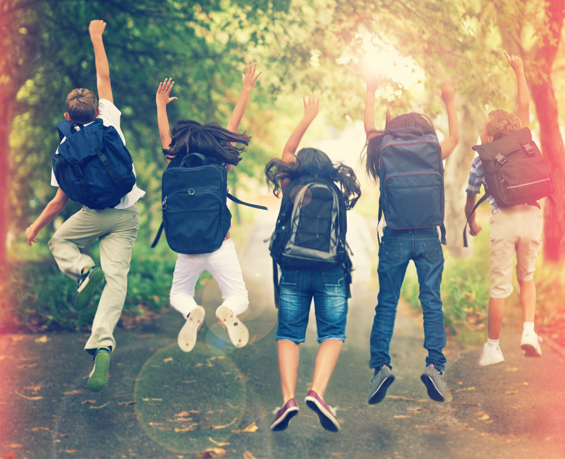 Establishing a Milestone for Kids Moving Up to Middle School