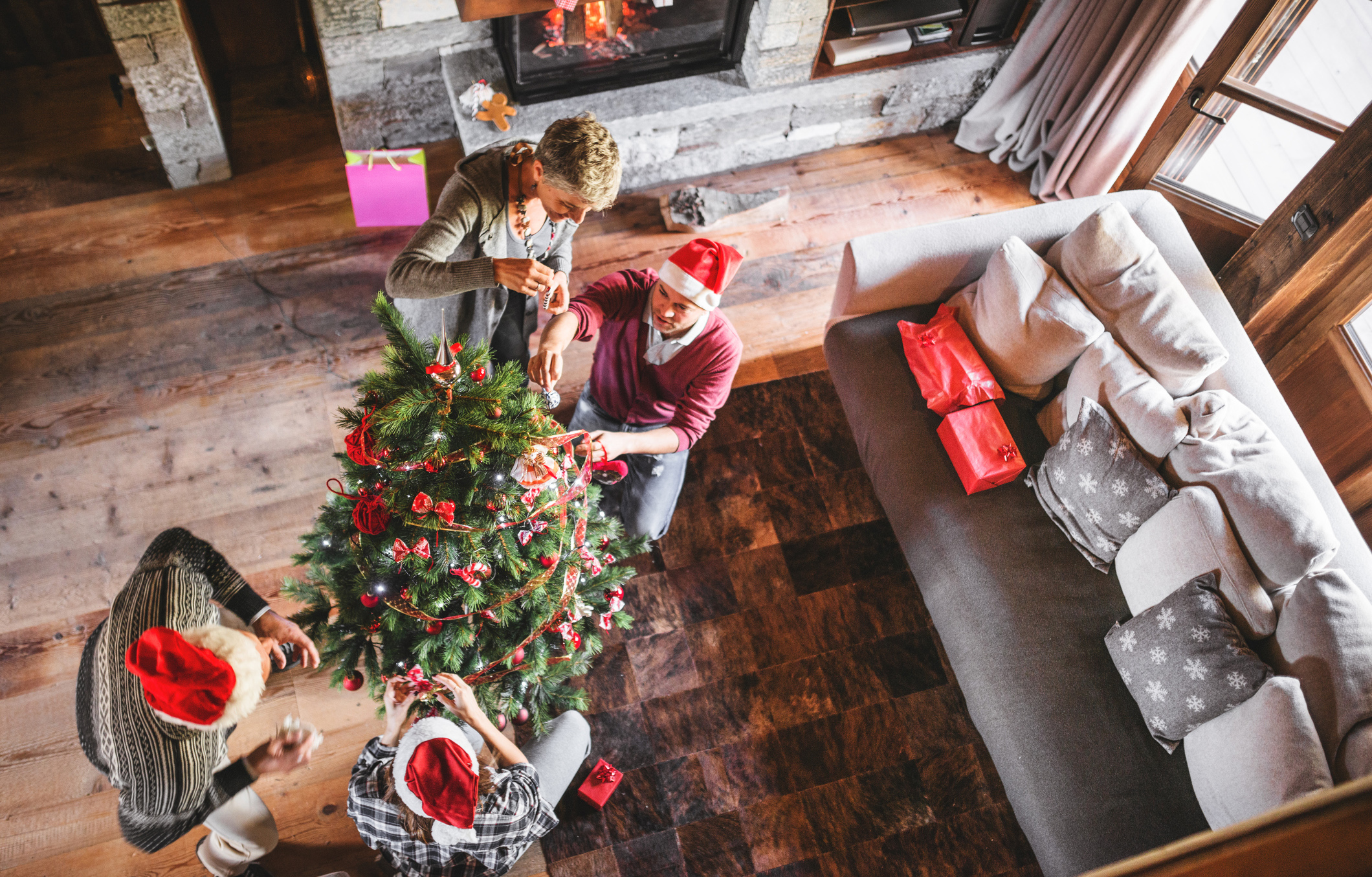 Dealing With Family Dynamics During the Holidays