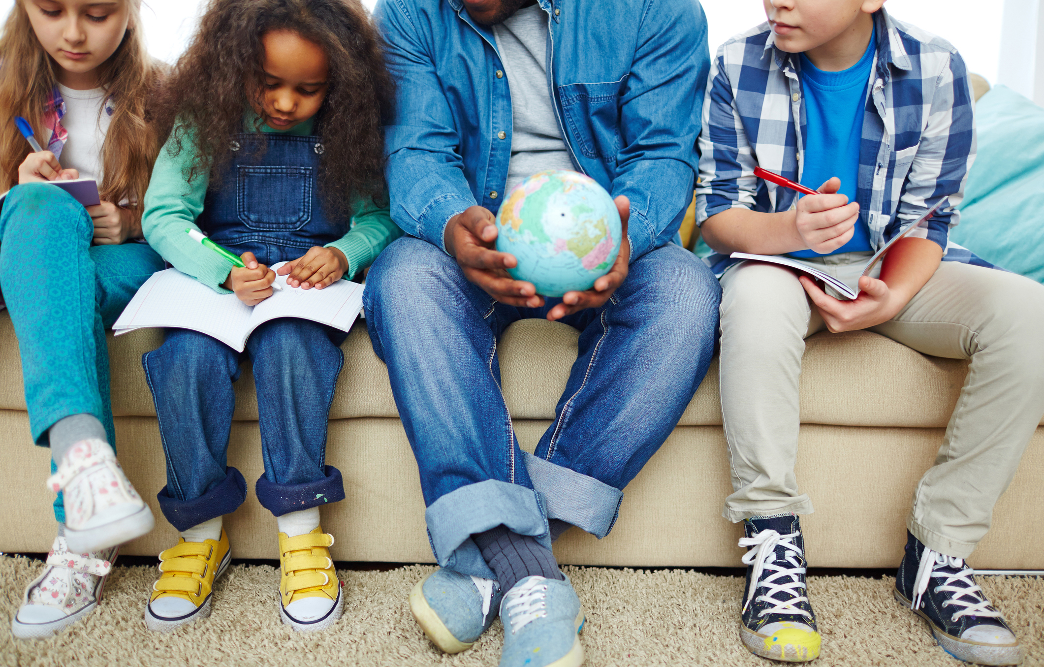 How to Connect Schools, Community and Parents