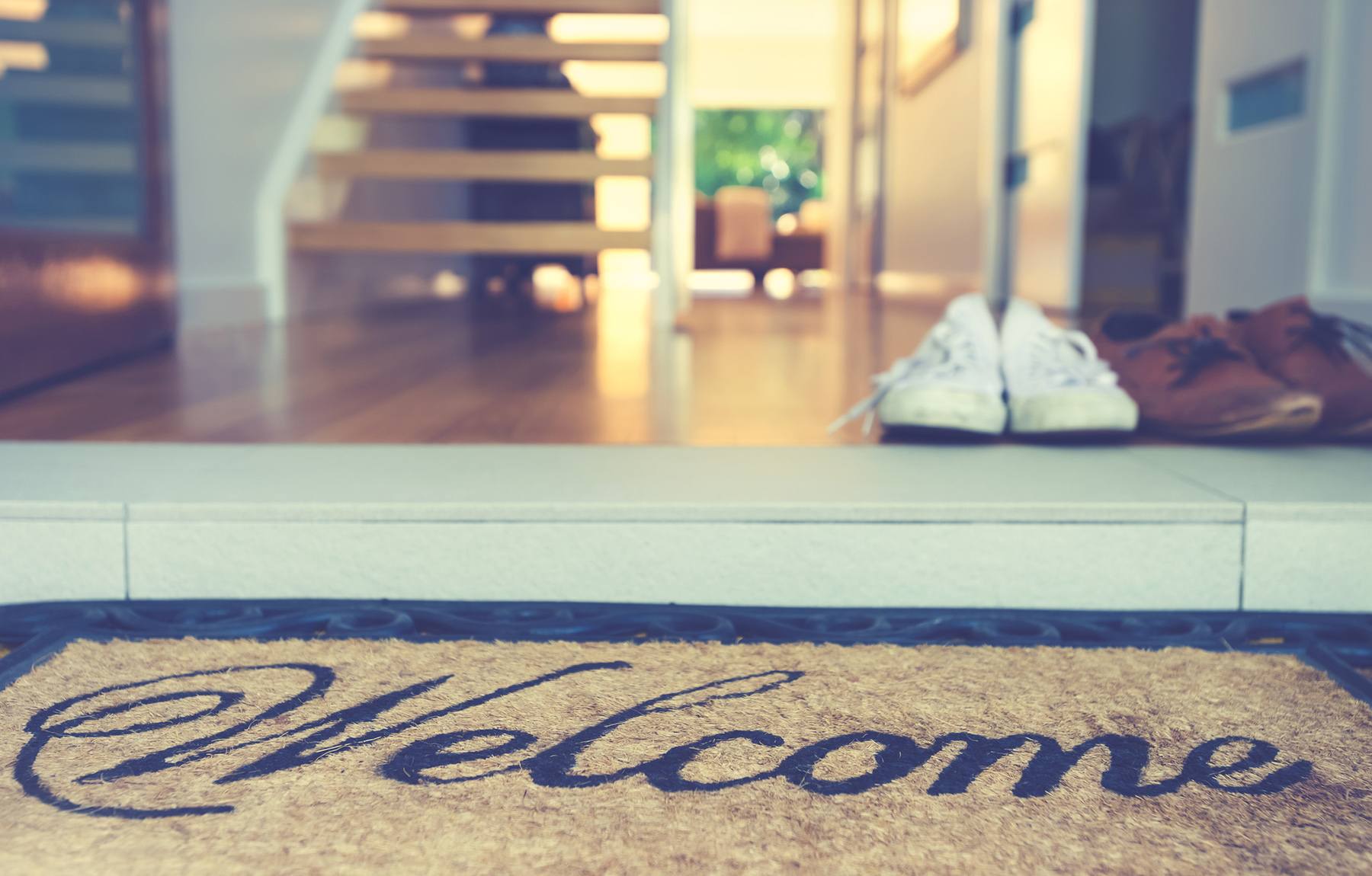 It's Time to Be the Welcome Mat