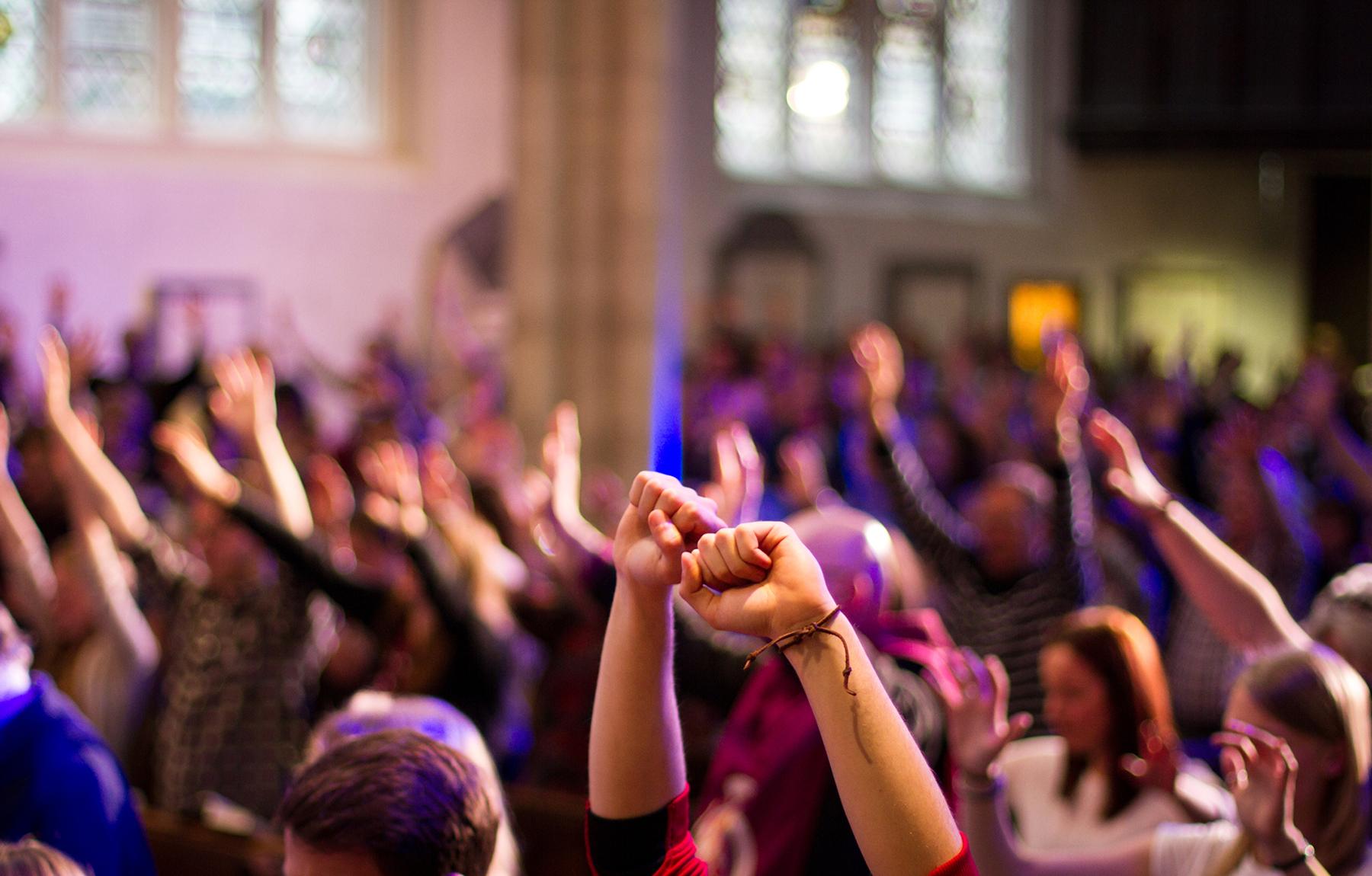 Turn Up the Volume On Engaging Through Worship