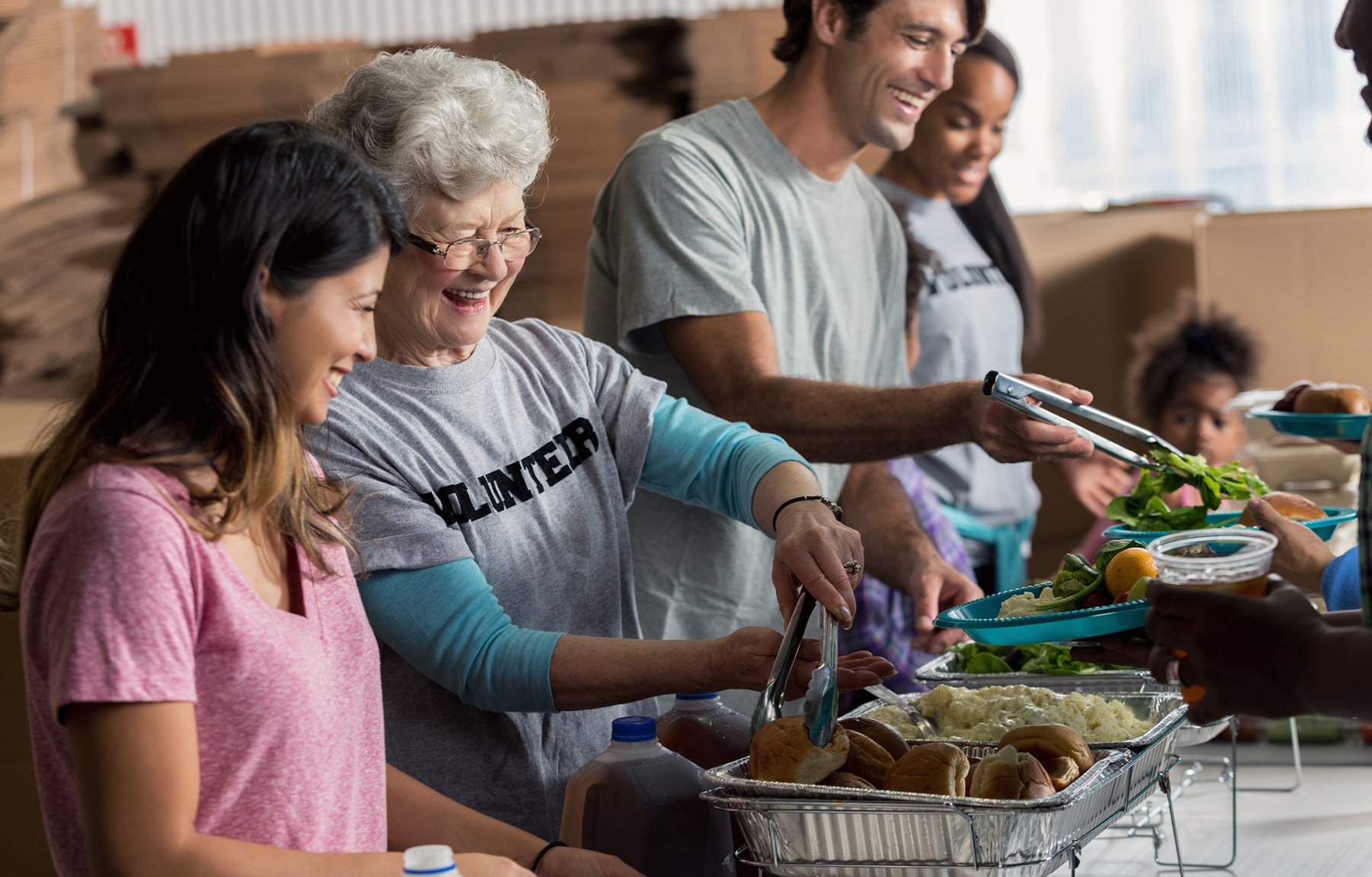 How to Coordinate a Community Service Day for Your Ministry Team