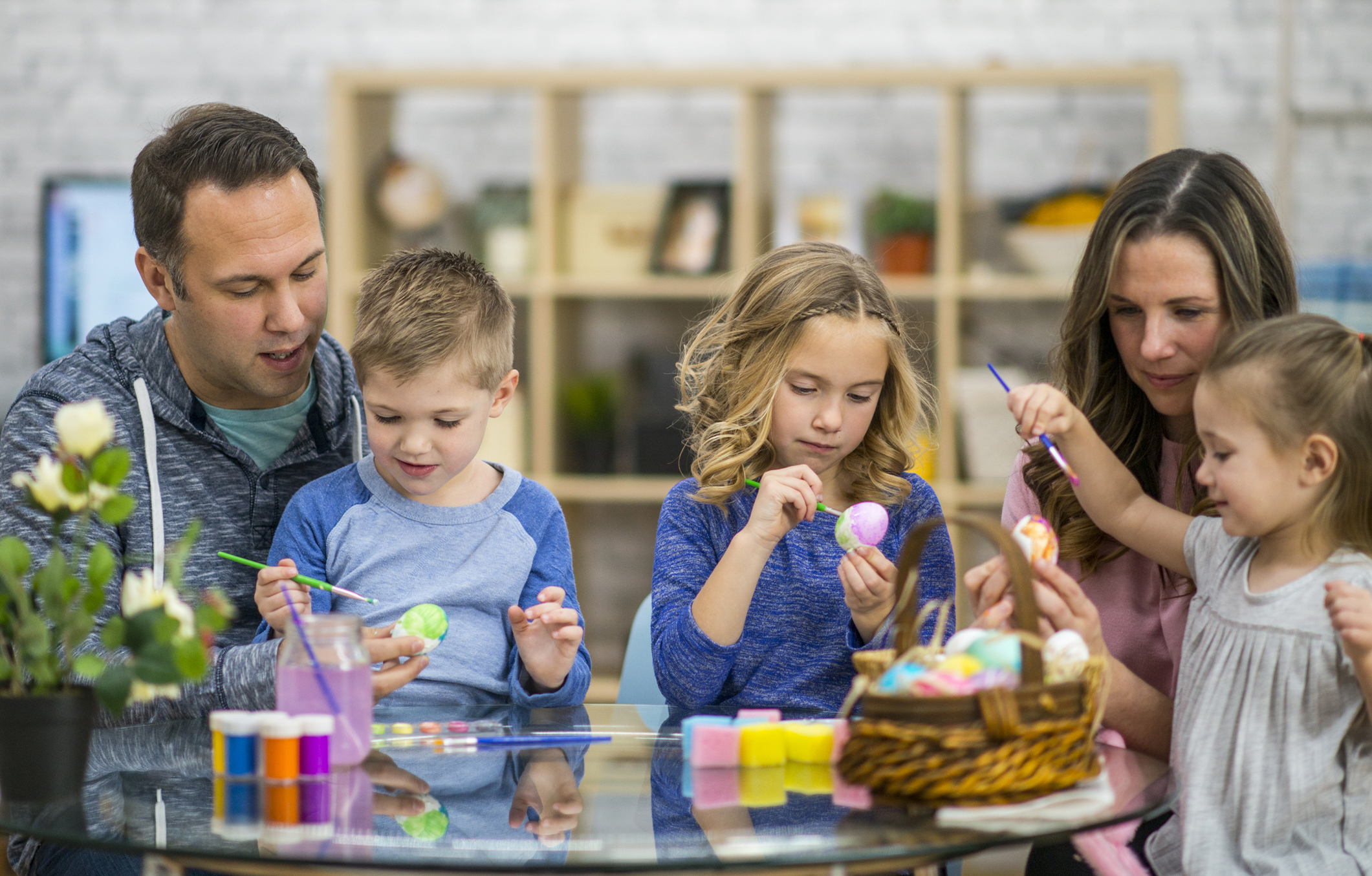 Overwhelm the Families in Your Church This Easter