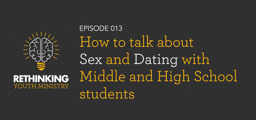 RYM 013: How To Talk About Sex And Dating With MS And HS Students