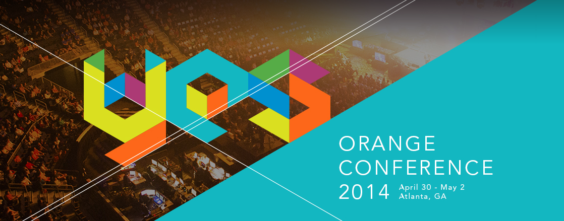 Your Stories Could Win You a Ticket to Orange Conference 2014!