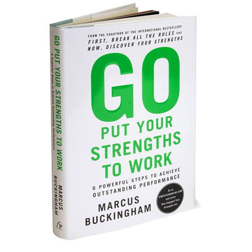 Go Put Your Strengths to Work Book Study, Week 3