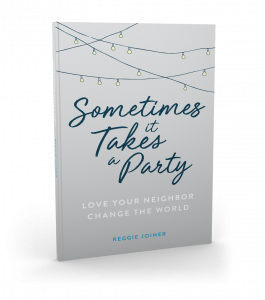Sometimes It Takes A Party E-Book