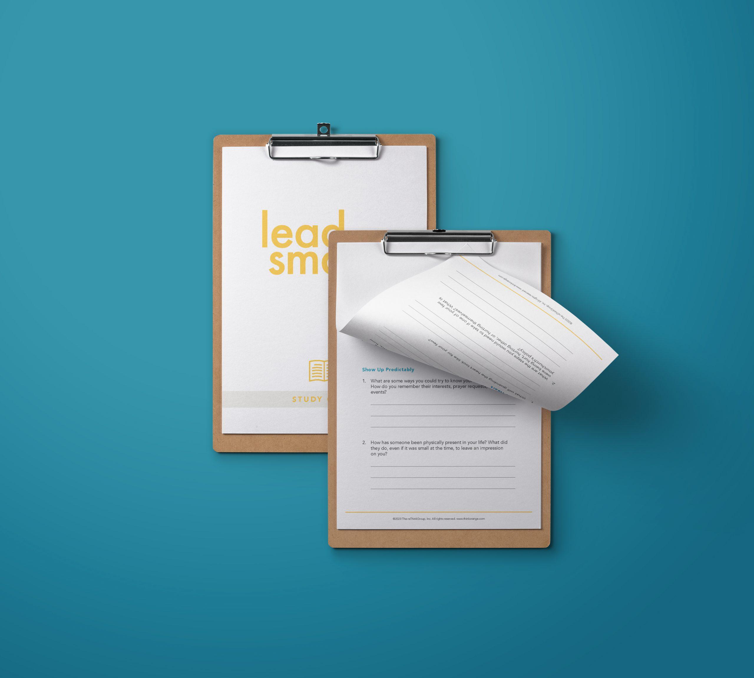 Lead Small Study Guide