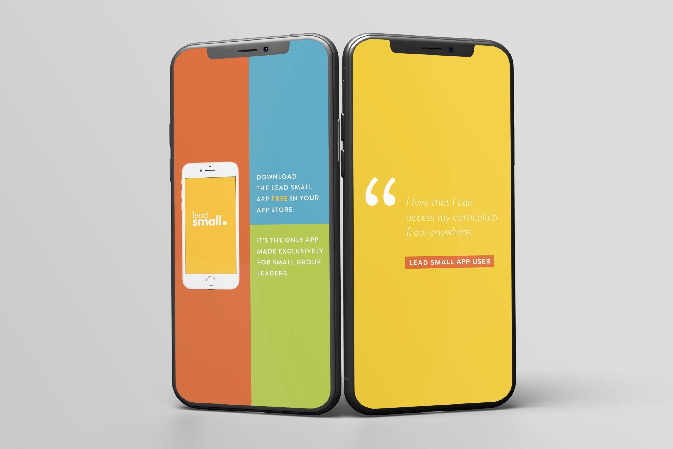 Lead Small App Promo Kit