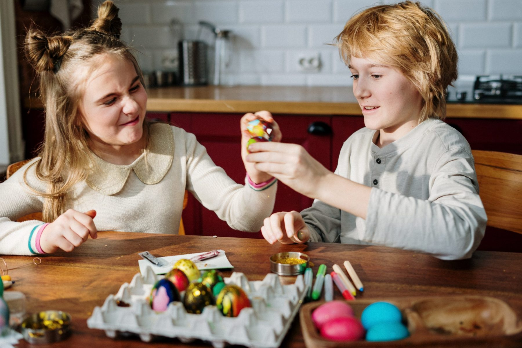 How to Reconnect with Families this Easter