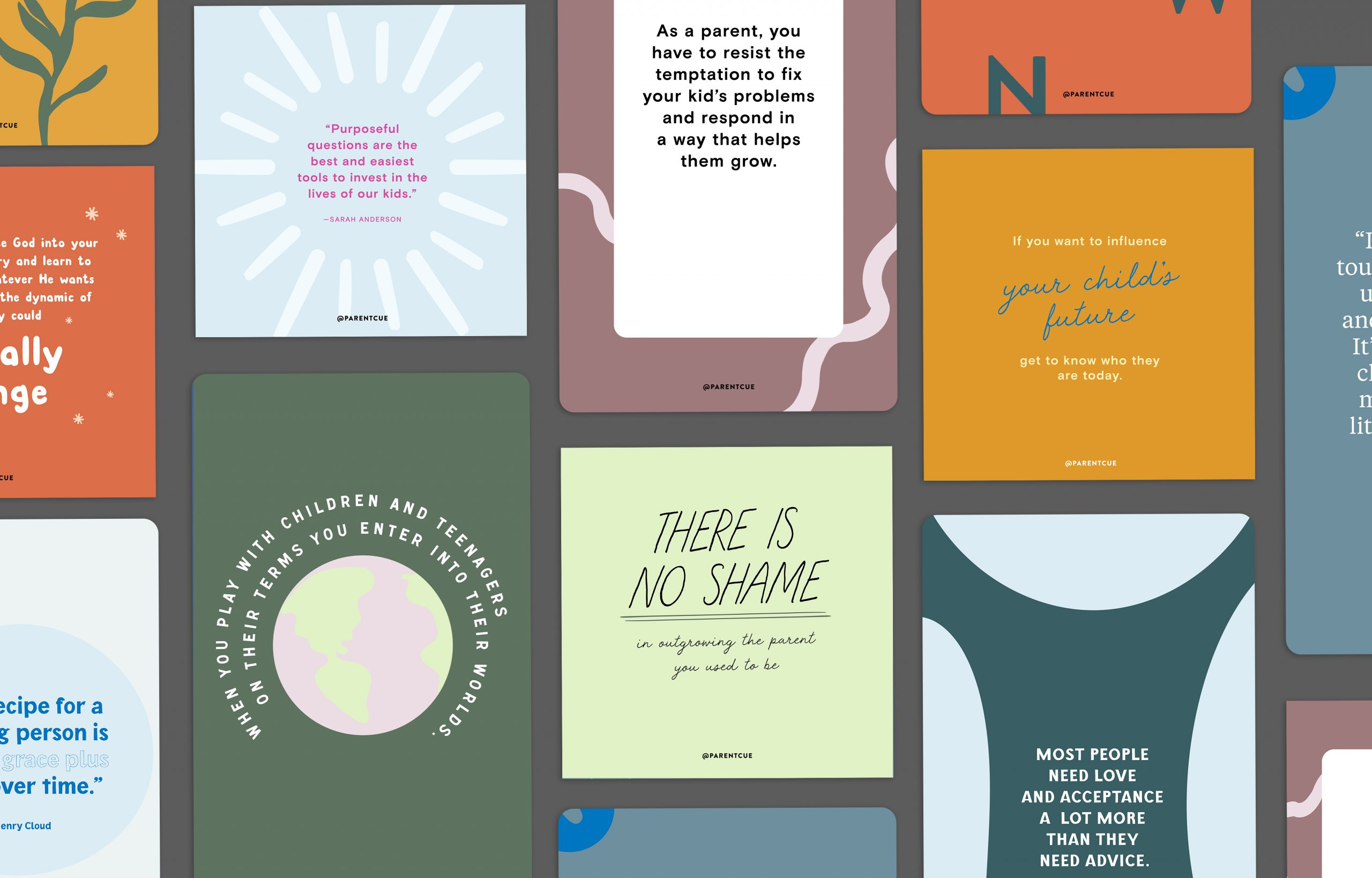 Fall Social Media Kit for Parents