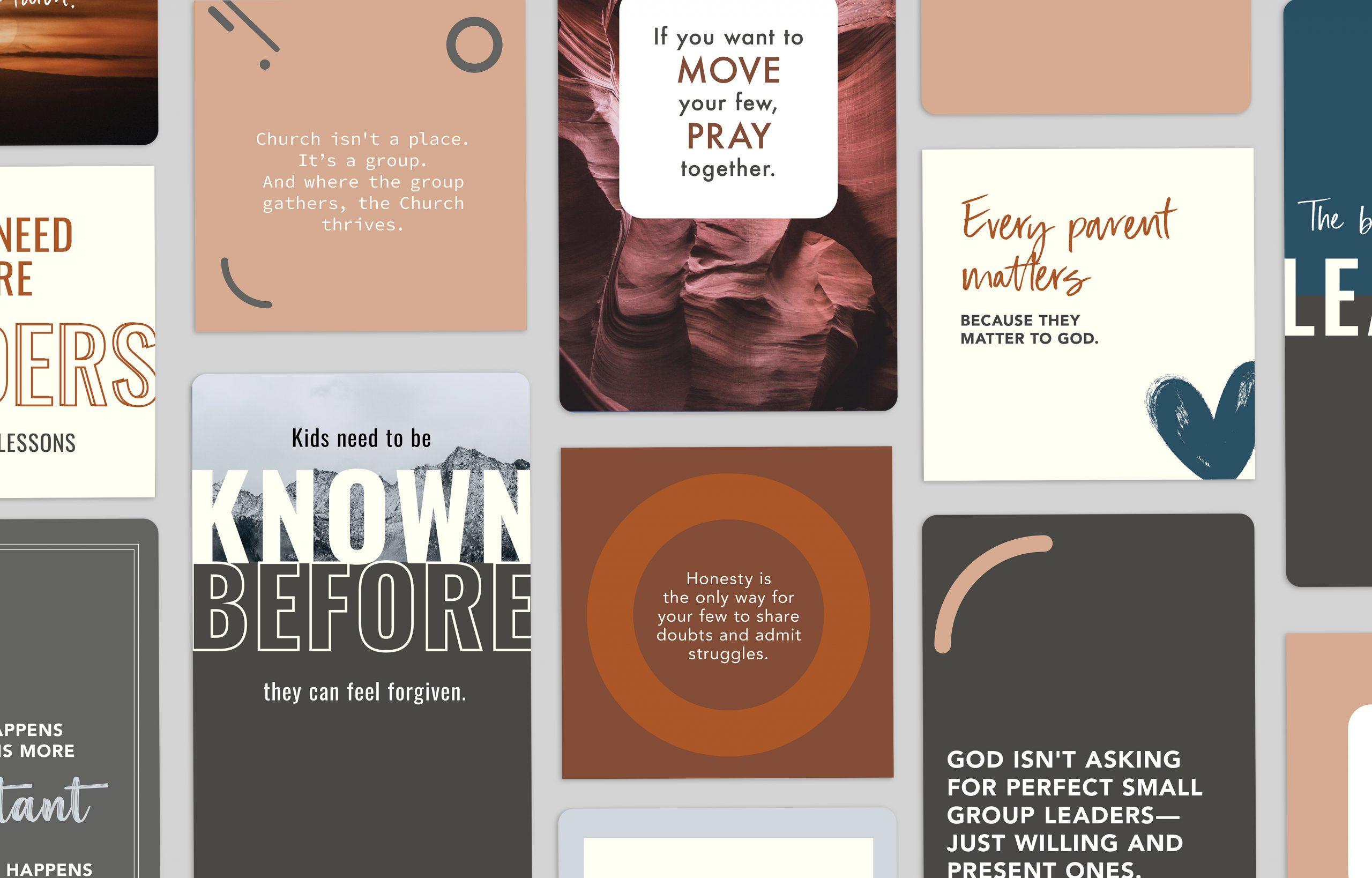 Fall Social Media Kit for Volunteers